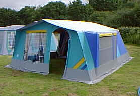 Capricorn. & Frame Tents An Overview