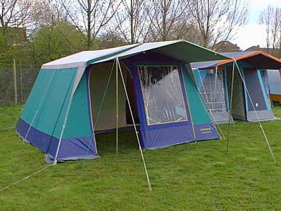 & Frame Tents